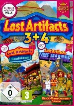 Purple Hills: Lost Artifacts 3+4 (Klick-Management-Spiele ...