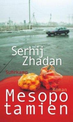 Mesopotamien (Mängelexemplar) - Zhadan, Serhij
