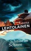 Schüsse im Schnee / Hilja Ilveskero Bd.4 (Mängelexemplar)