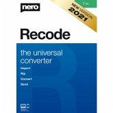 Nero Recode 2021 - 1 PC (Download für Windows)