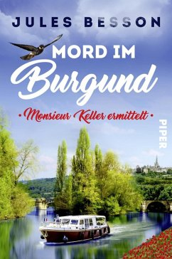 Mord im Burgund / Hausboot-Krimis Bd.2
