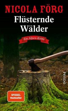 Flüsternde Wälder / Kommissarin Irmi Mangold Bd.11 (eBook, ePUB) - Förg, Nicola