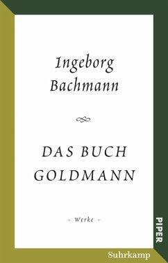 Das Buch Goldmann (eBook, ePUB) - Bachmann, Ingeborg