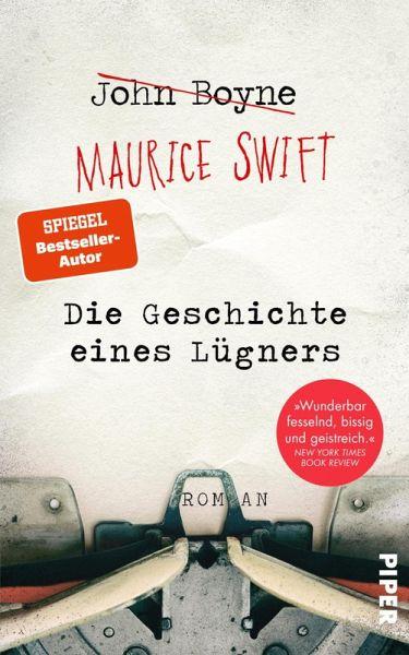 Die Geschichte eines Lügners (eBook, ePUB)