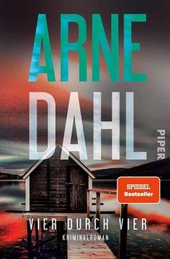 Vier durch vier / Berger & Blom Bd.4 (eBook, ePUB) - Dahl, Arne