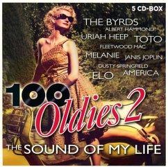 100 Oldies,Vol.2 - Diverse
