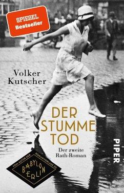Der stumme Tod / Kommissar Gereon Rath Bd.2 (eBook, ePUB) - Kutscher, Volker