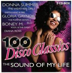 100 Disco Classics - Diverse