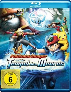Pokemon Ranger Und Der Temple Des Meeres - Matsumoto,Rica/Ueda,Yuji/Kawana,Midori/+