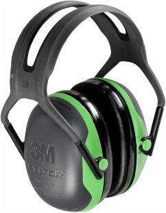 Peltor Kapselgehörschutz X1A grün