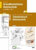 Paketangebot Holztechnik I, m. 1 Buch, m. 1 Buch