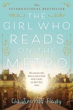 The Girl Who Reads on the Métro - Féret-Fleury, Christine