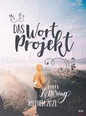 Das WortProjekt - Der Bibel-Lettering-Postkartenkalender 2021