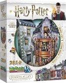 Harry Potter Weasleys zauberhafte Scherze & Tagesprophet (Puzzle)