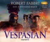 Vespasian: Das zerrissene Reich, 1 MP3-CD