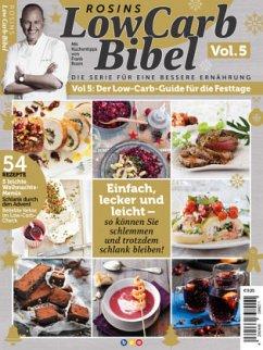 Rosins LowCarb Bibel Vol. 5 - Jetter, Marion; Rosin, Frank