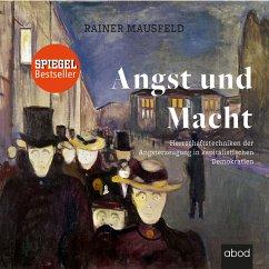 Angst und Macht (MP3-Download) - Mausfeld, Rainer