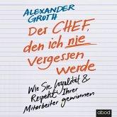 Der Chef, den ich nie vergessen werde (MP3-Download)