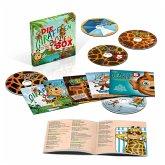 Die Giraffenaffen Box - 5 CDs mit Songs und Texten