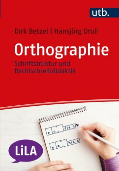 Orthographie - Droll, Hansjörg; Betzel, Dirk