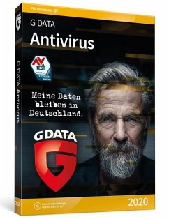 G-Data AntiVirus Windows 2020, 1 PC, 1 CD-ROM