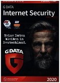 G-Data Internet Security 2020, 3 PCs, 1 CD-ROM
