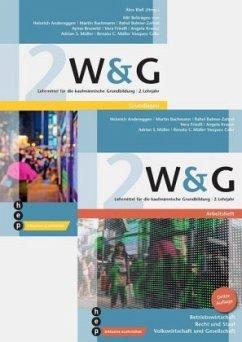 W&G 2 (Print inkl. eLehrmittel)