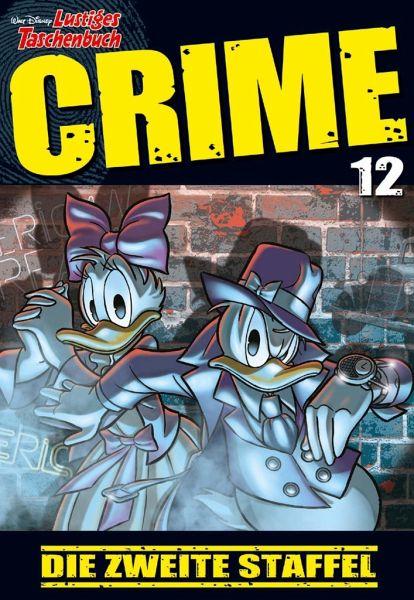 Buch-Reihe Lustiges Taschenbuch Crime