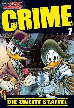 Lustiges Taschenbuch Crime Bd.7 - Disney, Walt