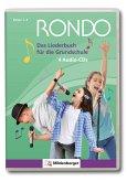 RONDO - Das Liederbuch für die Grundschule, 4 Audio-CD / Rondo, Musiklehrgang für die Grundschule, Neubearbeitung Band I/1