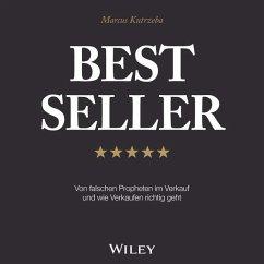 Best Seller, Audio-CD - Kutrzeba, Marcus