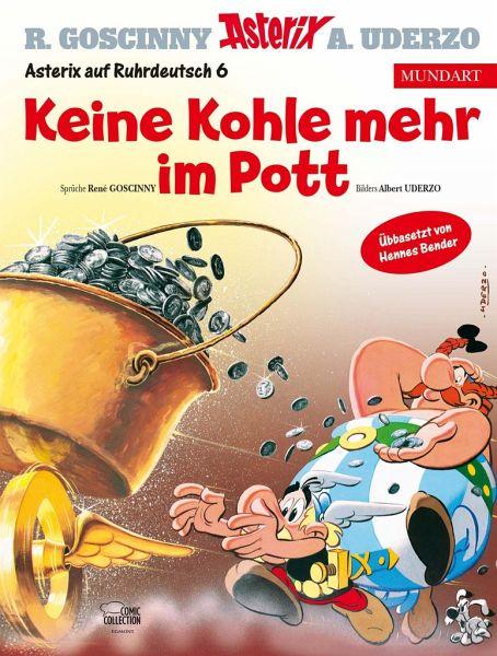 Asterix Mundart Ruhrdeutsch VI