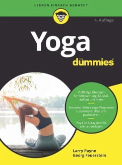 Yoga für Dummies - Feuerstein, Georg; Payne, Larry