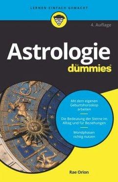 Astrologie für Dummies - Orion, Rae
