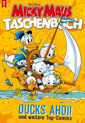Buch-Reihe Micky Maus Taschenbuch