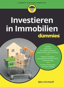 Investieren in Immobilien für Dummies - Kirchhoff, Björn