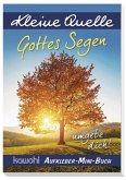 Kleine Quelle - Gottes Segen umgebe dich!, Aufkleber-Mini-Buch