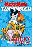 Micky in Aktion und weitere Top-Comics / Micky Maus Taschenbuch Bd.20