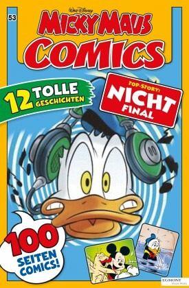 Buch-Reihe Micky Maus Comics