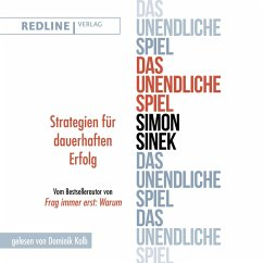 Das unendliche Spiel (MP3-Download) - Sinek, Simon