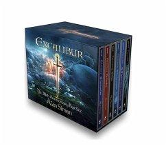 The 20th Anniversary Box Set (6cd+2dvd) - Excalibur/Simon,Alan