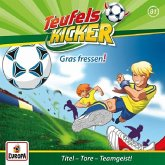 Gras fressen! / Teufelskicker Hörspiel Bd.81 (1 Audio-CD)
