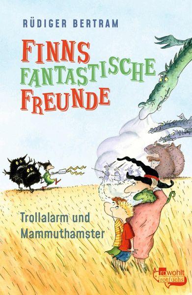 Buch-Reihe Finns fantastische Freunde
