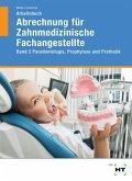 Arbeitsbuch Abrechnung für Zahnmedizinische Fachangestellte