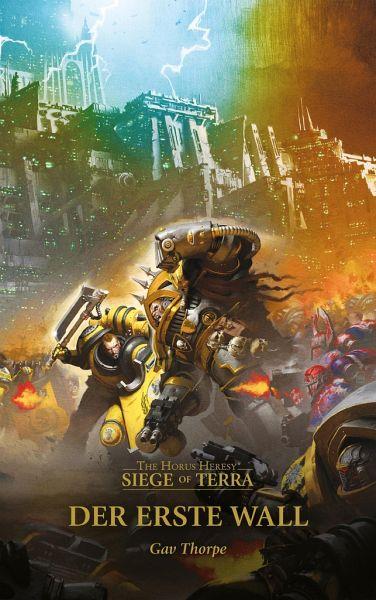 Buch-Reihe The Horus Heresy - Die Belagerung von Terra