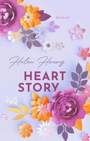 Buch-Reihe Love, Kiss & Heart