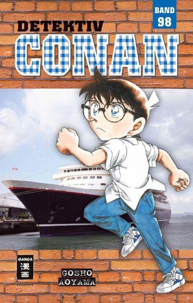 Buch-Reihe Detektiv Conan