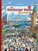 Der Hamburger Hafen wimmelt