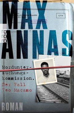 Morduntersuchungskommission: Der Fall Teo Macamo - Annas, Max