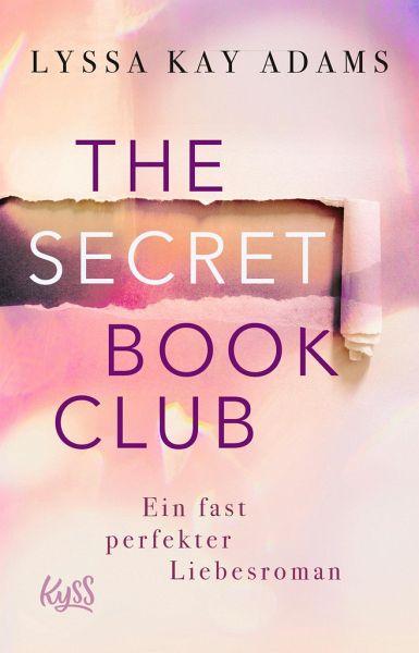 The Secret Book Club Lyssa Kay Adams